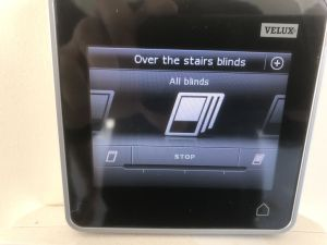 Velux control system